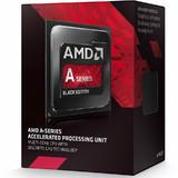 AMD A8-7650K Black Edition Quad Core 3.3- 3.7GHz FM2 Processor
