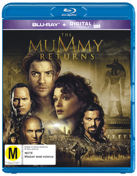 The Mummy Returns on Blu-ray