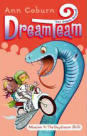 Dream Team 4: The Daydream Shift by Ann Coburn image