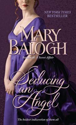 Seducing an Angel by Mary Balogh image