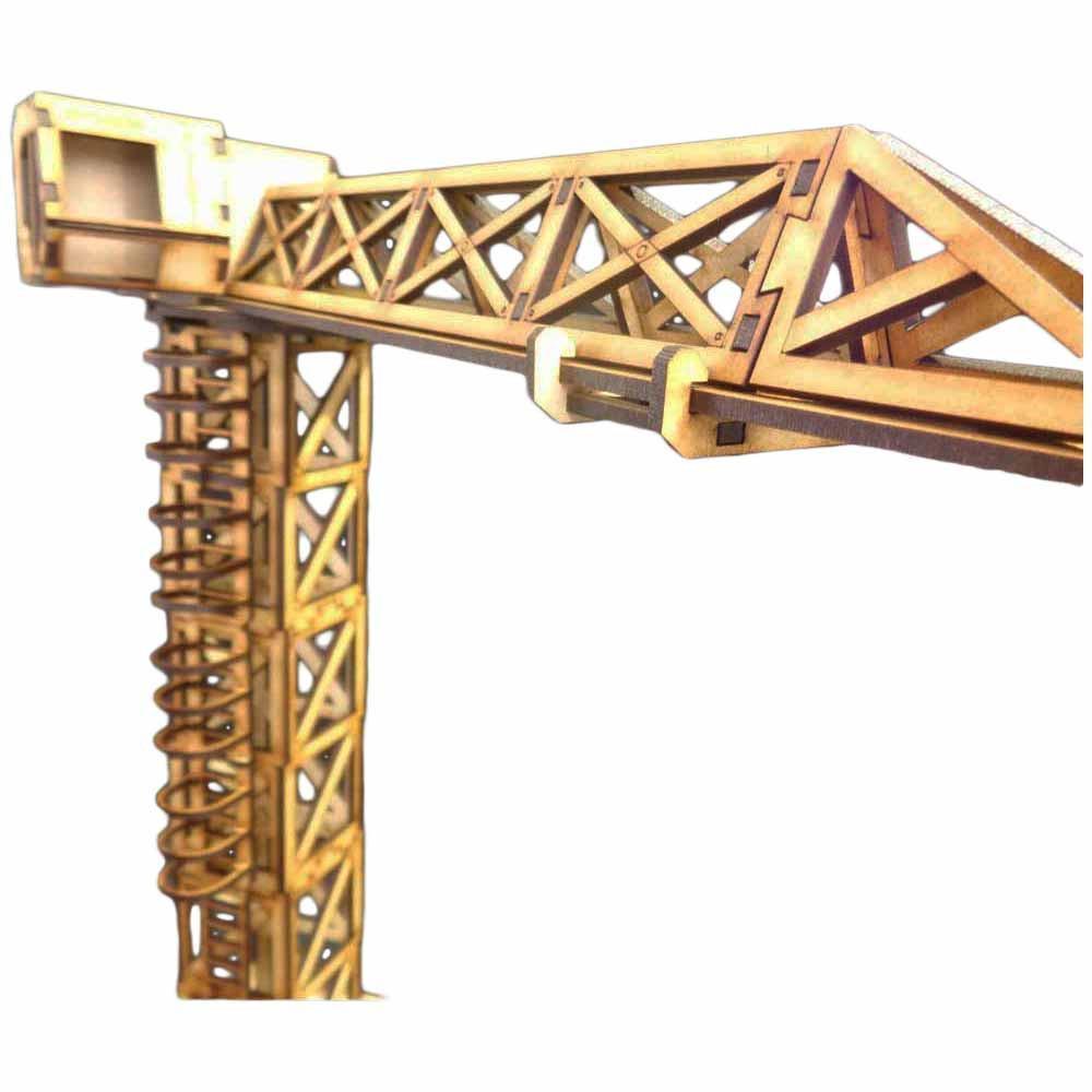 TTCombat: Tabletop Scenics - Construction Crane image