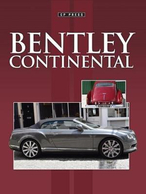 Bentley Continental by Colin Pitt