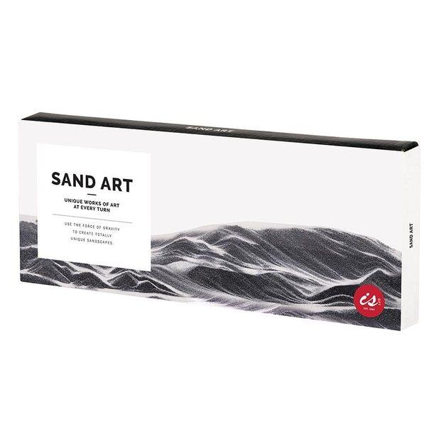 IS GIFT Sand Art - Black Frame