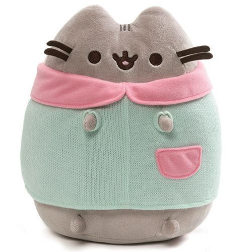 "Pusheen the Cat: Winter Pusheen - 9"" Plush"