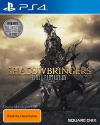 Final Fantasy XIV: Shadowbringers for PS4