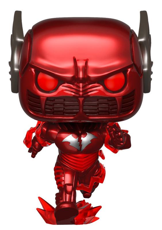 Batman: Red Death - Pop! Vinyl Figure