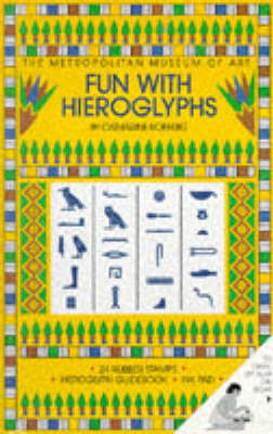 Fun with Hieroglyphs by Catherine Roehrig image