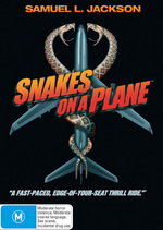 Snakes On A Plane on DVD
