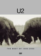 U2 - The Best Of 1990-2000 on DVD