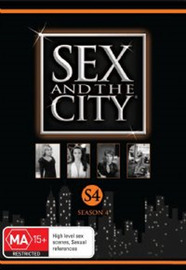 Sex And The City - Season 4 (3 Disc Set) (New Packaging) on DVD