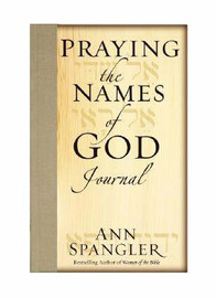 Praying the Names of God Journal by Ann Spangler image