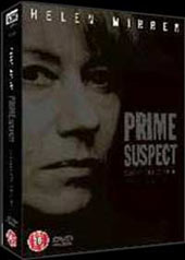 Prime Suspect Box Set on DVD