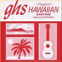 GHS Hawaiian Ukulele Strings Baritone