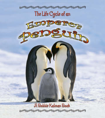The Life Cycle of an Emperor Penguin by Bobbie Kalman