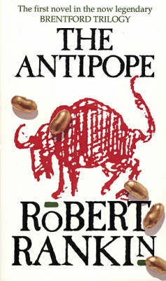 The Antipope by Robert Rankin image