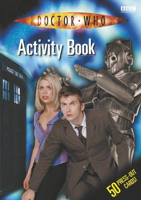 """Doctor Who"" Activity Book image"