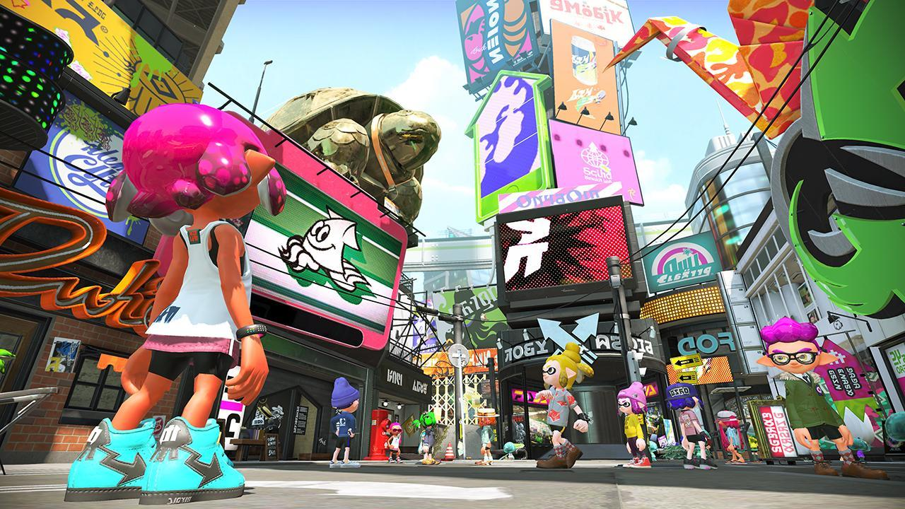Splatoon 2 for Nintendo Switch image