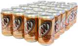 A&W Cream Soda (330ml)