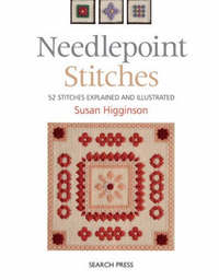 Needlepoint Stitches by Susan Higginson image