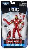 Marvel Legends: Civil War Action Figure - Iron Man Mark 46