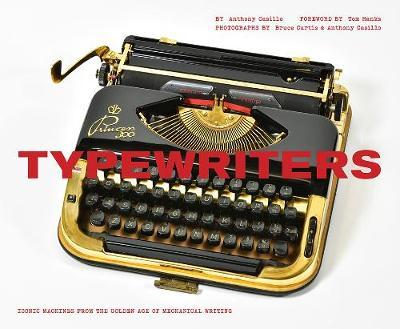 Typewriters by Bruce Curtis