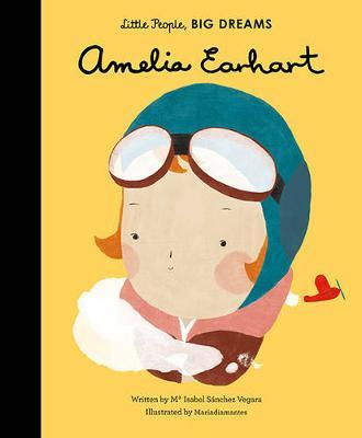 Amelia Earhart by MARIA DIAMANTES