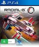 Radial G: Racing Revolved for PS4