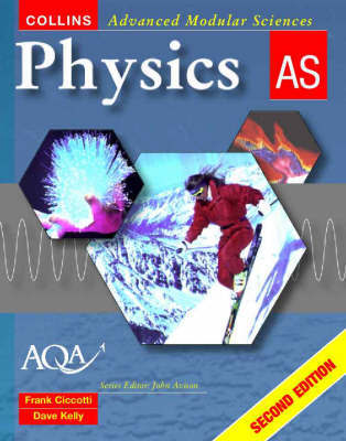 Physics AS by Frank Ciccotti image