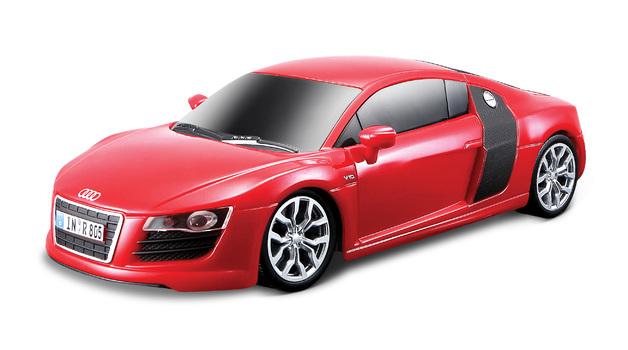 Maisto: Tech: 1:24 RC Vehicle - 2009 Audi R8 V10