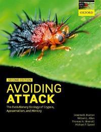 Avoiding Attack by Graeme D. Ruxton