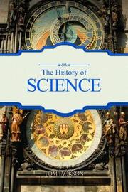 The History of Science by Tom Jackson