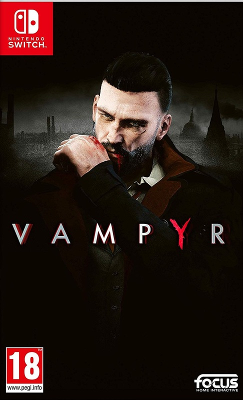 Vampyr for Switch