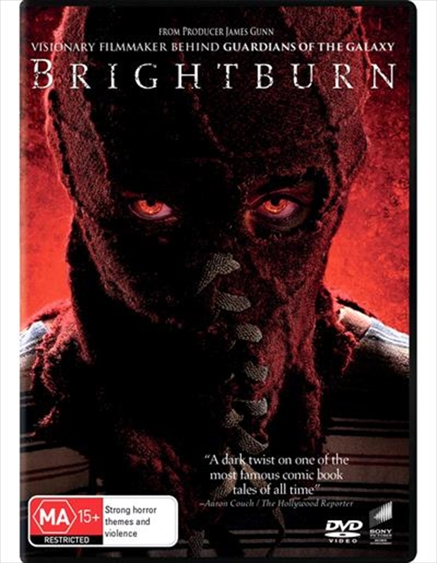 Brightburn on DVD