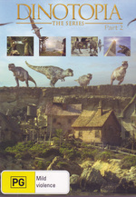 Dinotopia - The Series: Part 2 (2 Disc Set) on DVD
