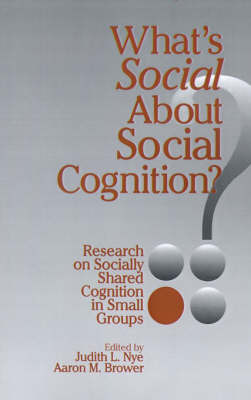 What's Social about Social Cognition? image