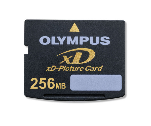 SanDisk 256MB Type M XD Picture Card image