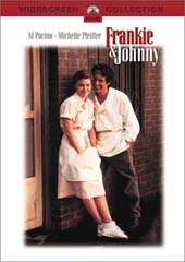 Frankie & Johnny on DVD