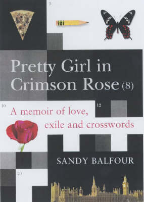 Pretty Girl In Crimson Rose by Sandy Balfour