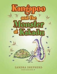 Kangapoo and the Monster at Kakadu by Sandra Shepherd image