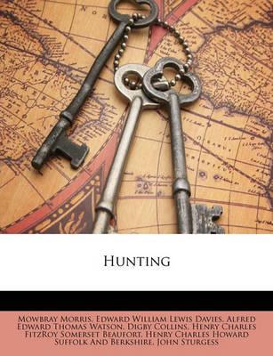 Hunting by Alfred Edward Thomas Watson image