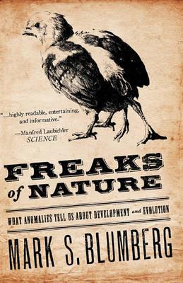 Freaks of Nature by Mark Blumberg image