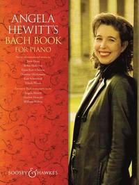 Angela Hewitt's Bach Book for Piano by Angela Hewitt
