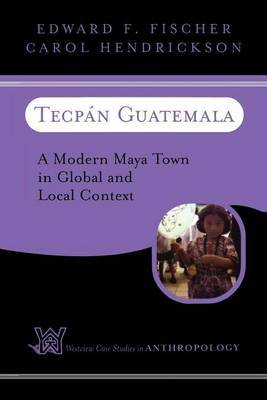 Tecpan Guatemala by Edward F Fischer