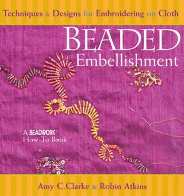 Beaded Embellishment by Amy C