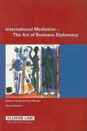 International Mediation by Eileen Carroll image