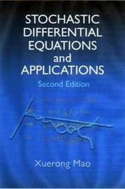 Stochastic Differential Equations and Applications by Xuerong Mao image