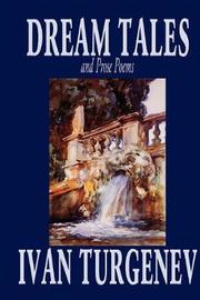 Dream Tales and Prose Poems by Ivan Turgenev image