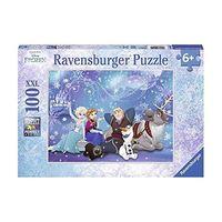Ravensburger : Disney Ice Magic Puzzle 100pc