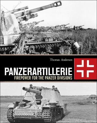 Panzerartillerie by Thomas Anderson