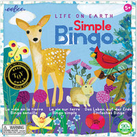 eeBoo: Life On Earth - Simple Bingo Game